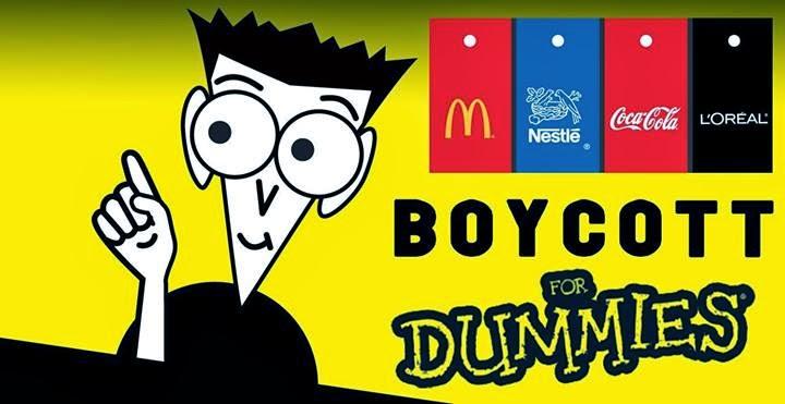 Kenapa perlu boikot McDonald