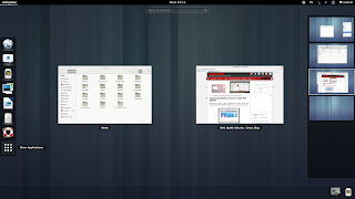 gnome 3.6 activities overview