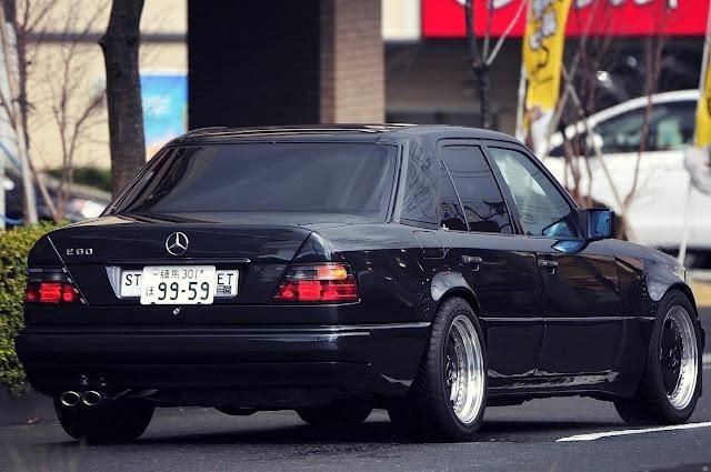 mercedes w124 e60