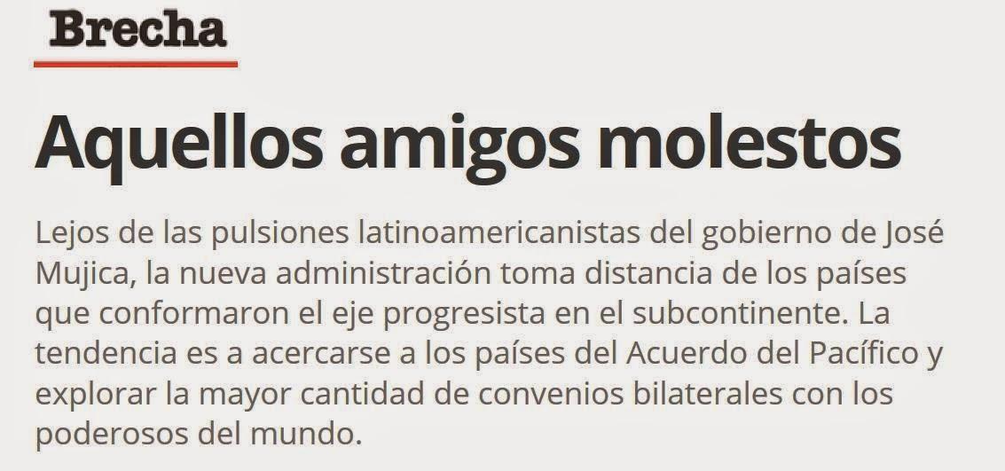 Noticias Uruguayas 12 abril 2015 | Kaos en la red