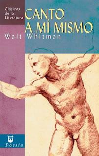 Walt Whitman Canto a mi mismo Frases de motivacion