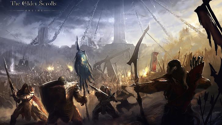 The Elder Scrolls Alliance Battle