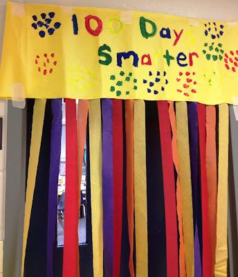 100 days smarter banner