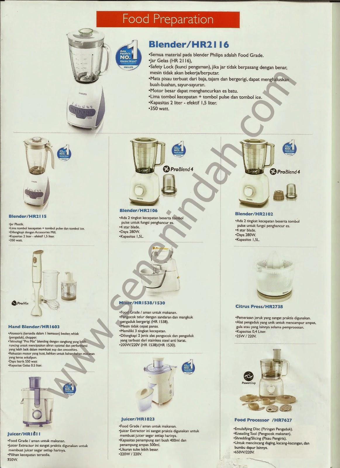 Senen Indah Philips Pusat Peralatan Rumah Tangga Rice Cooker Hd 3118 32