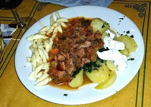 Goulash food