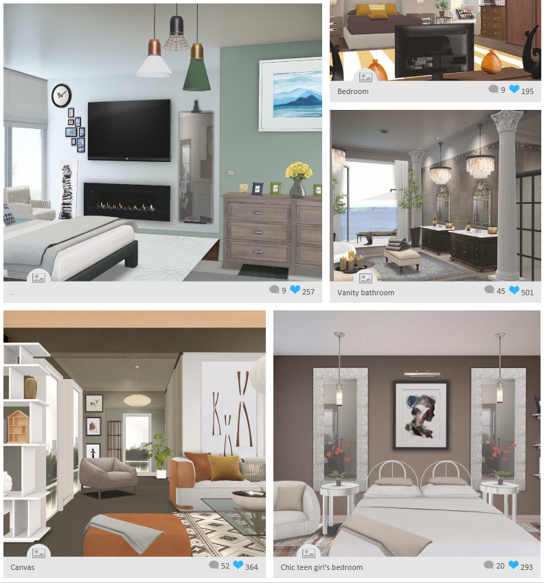 When Creating A New Design, Autodesk Homestyler Will Immediately Provide A  Help Window To Assist You In Using The Website With All Of Its Relevant  Commands.