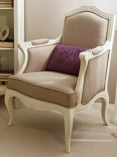 Interiors ton sarr sillones tapizados de bamb blau - Precios de tapizados de sillones ...