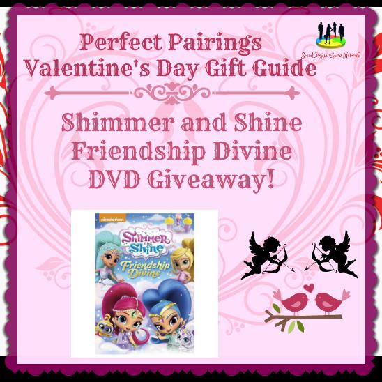 Shimmer and Shine Friendship Divine DVD