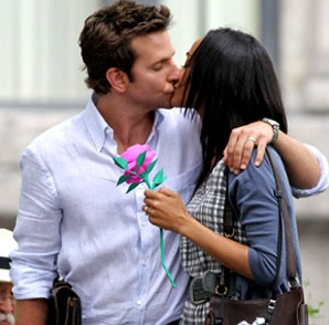 bradley cooper and zoe saldana started dating