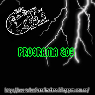 Grito de Guerra Nº 203 (18/06/2012)