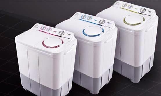 Harga Mesin Cuci Panasonic Terbaru Dan Spesifikasi Lengkap