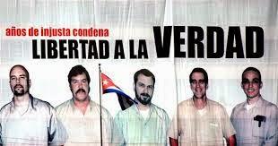 SOLIDARIDAD CON LOS CINCO HÉROES CUBANOS
