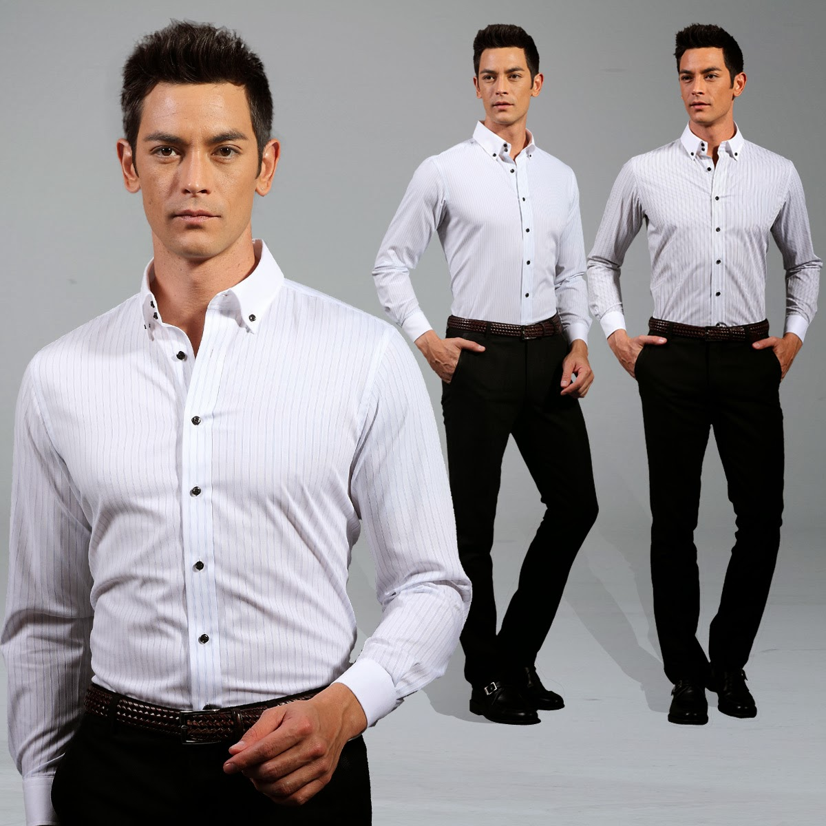 Business casual for Business casual white shirt