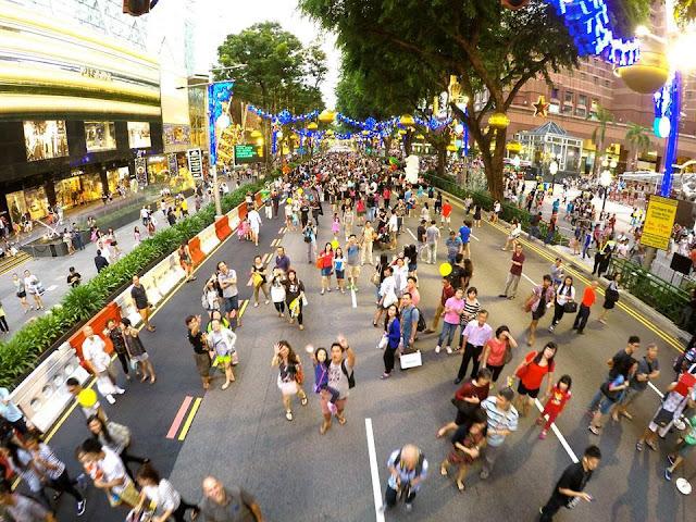 Bị Singapore từ chối nhập cảnh, hãy tự trách mình