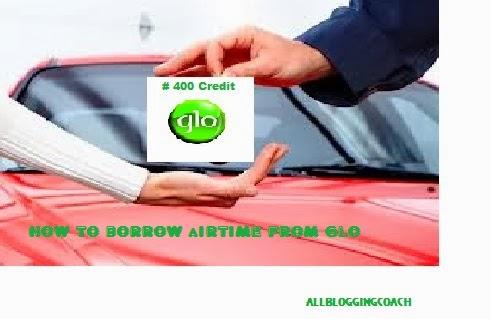 Borrow-airtime-from-glo