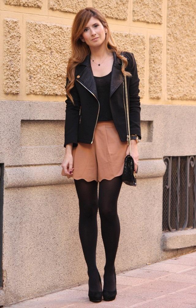 Blog de moda y lifestyle black and camel - Rebeca labara ...
