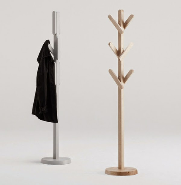 10 Creative Wooden Coat Stand Designs For 2015