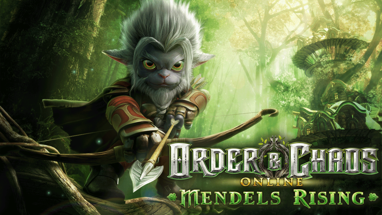 Order & Chaos Online 2.6.0 APK+DATA FILES