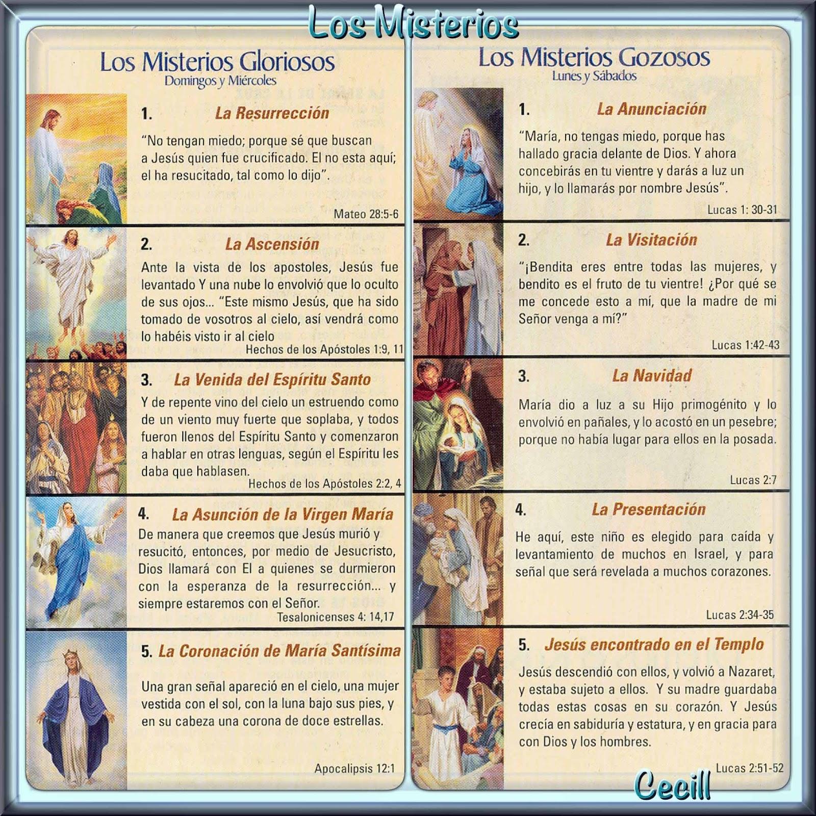 el rosario senior personals Buy cómo rezar el rosario 7 formas (spanish edition): read 3 kindle store reviews - amazoncom.