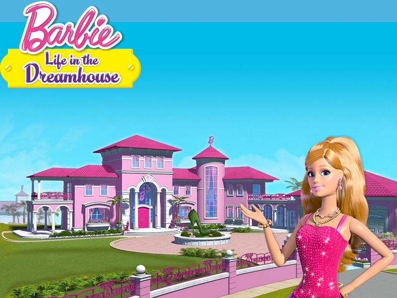 Watch Barbie Life In The Dreamhouse Full Episodes Movie