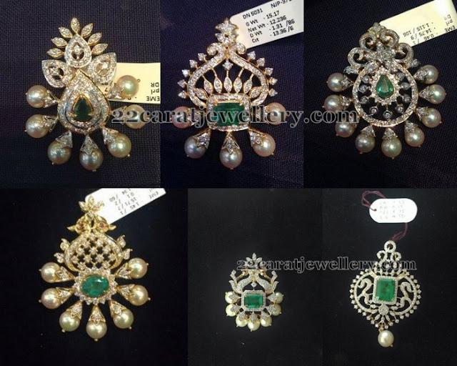 15gms Diamond Pendants for Blackbeads