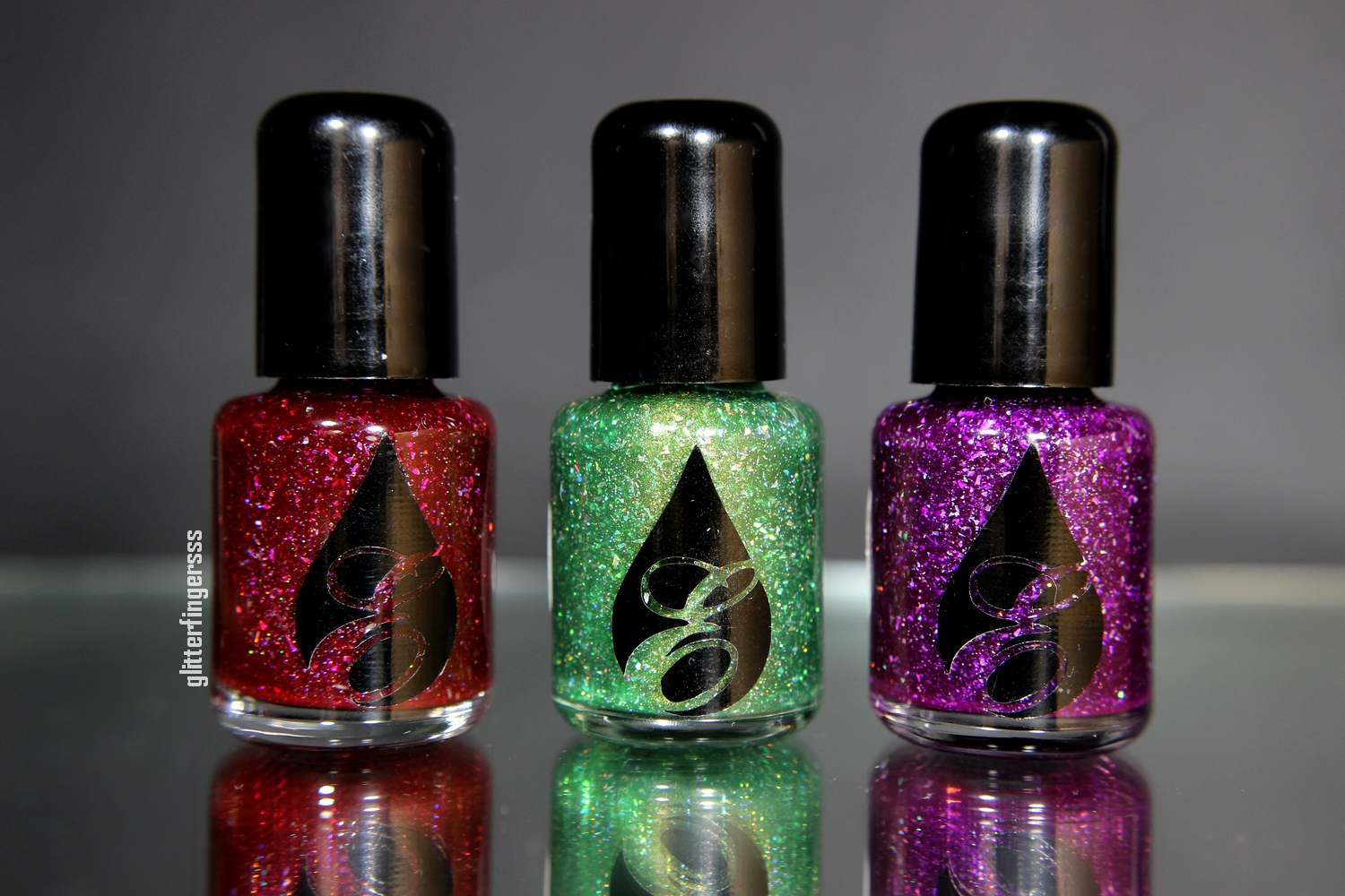Envy Lacquer | Fall Rock Candy Trio ~ Glitterfingersss in english