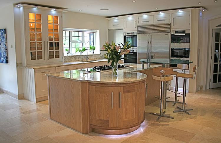 Kitchen fashionista Kitchen design of sevenoaks
