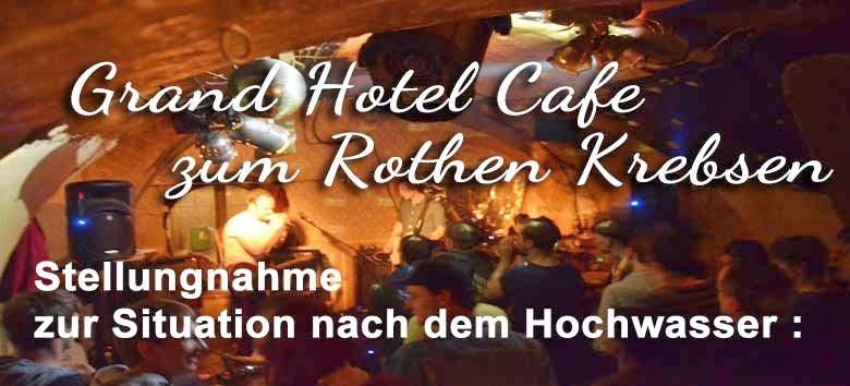 Grand Hotel Cafe zum rothen Krebsen