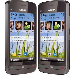 Nokia C5-03 rm 697
