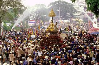 Songkran Festival - Thailand