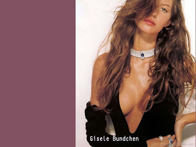 Gisele Bundchen Hollywood Actress HQ Wallpaper