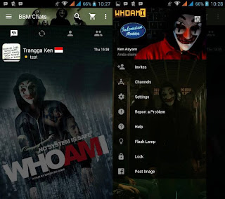 BBM Anonymous Who Am I versi 2.11.0.16 Apk