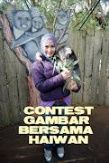 Contest Gambar Bersama Haiwan