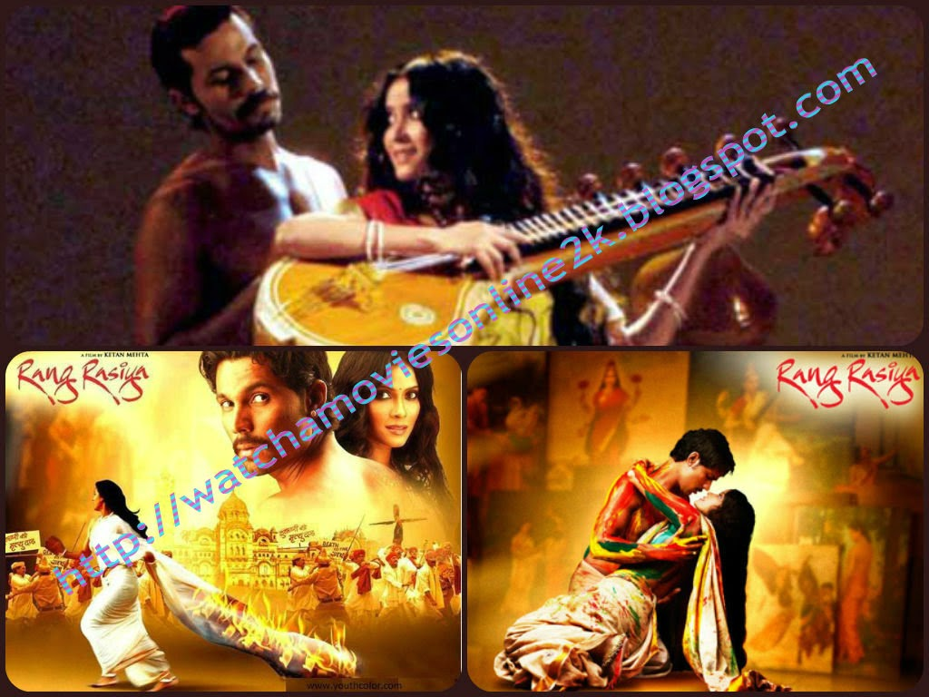 Rang Rasiya (2014) DVD Hindi Full Movie Watch Online Free