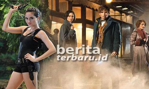 Cinta Laura Bintangi Prequel Harry Potter