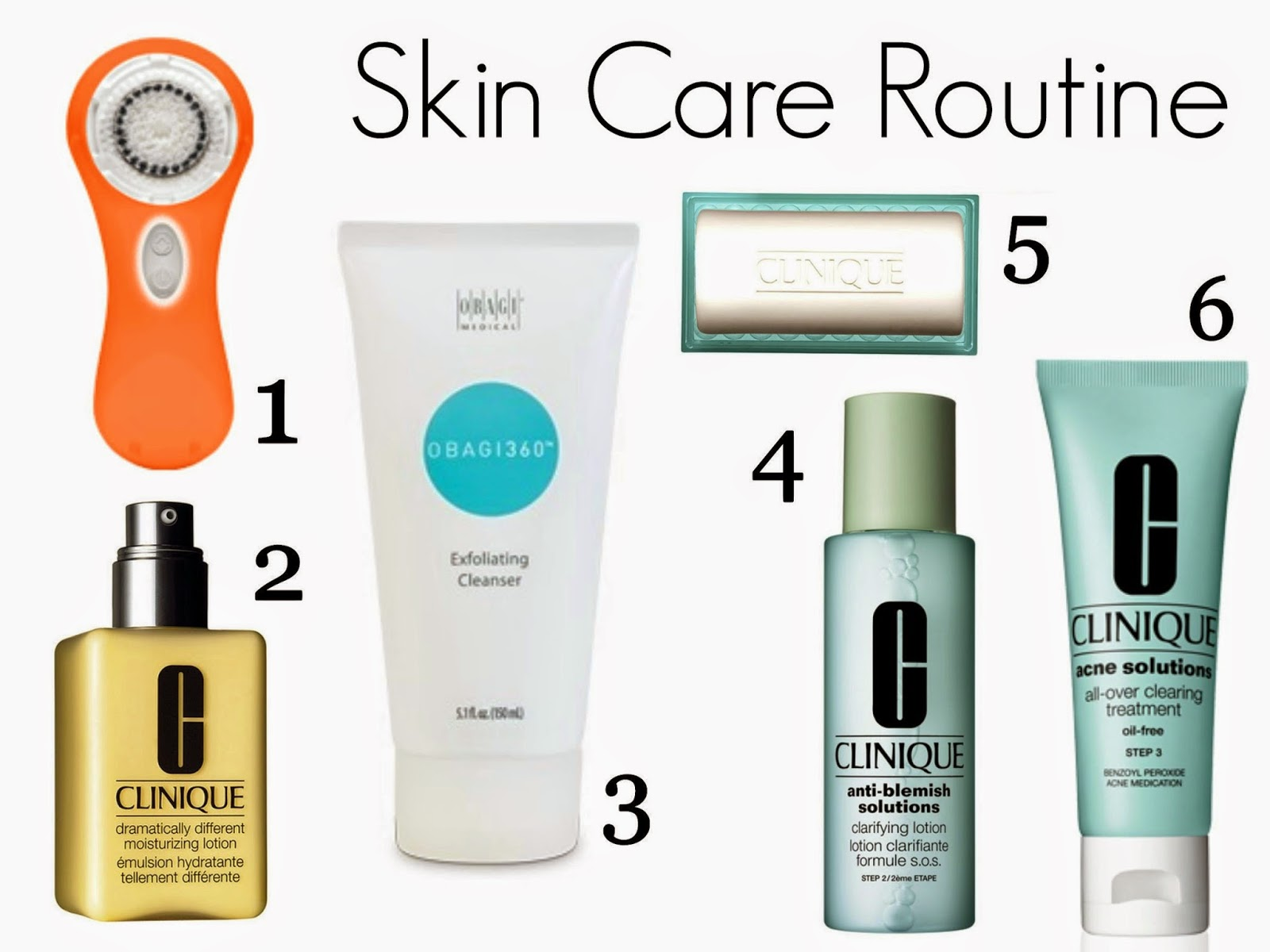 Acne-Busting Skincare Routine