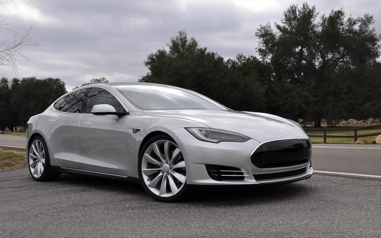 2012 Tesla Alpha Model S