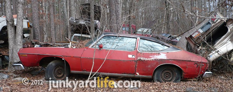 junkyard life classic cars muscle cars barn finds hot rods and part news junkyard tour. Black Bedroom Furniture Sets. Home Design Ideas