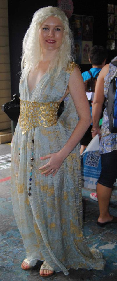 I do things i love completed daenerys qarth dress completed daenerys qarth dress solutioingenieria Choice Image