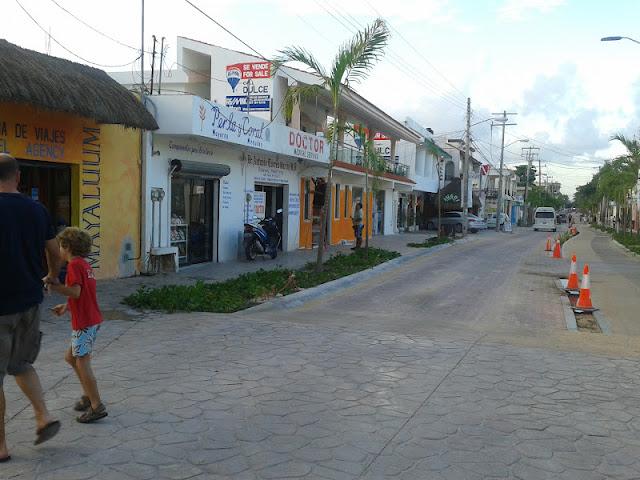 RIVIERA MAYA CON NIÑOS: Playa del Carmen