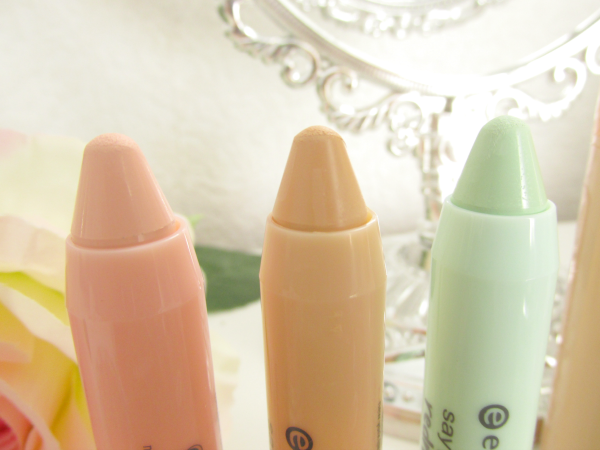 essence Say NO to Colour Correcting Concealer Dark Circles, Imperfections, Redness