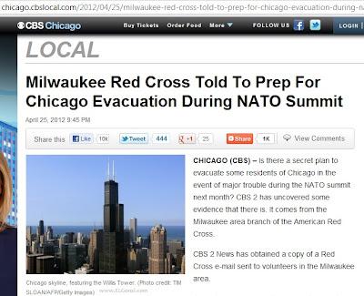 conspiracion plan secreto de la cruz roja para la reunion de OTAN mayo 2012