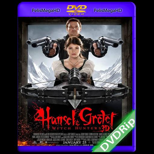 HANSEL & GRETEL: CAZADORES DE BRUJAS (2013) DVDRIP ESPAÑOL LATINO