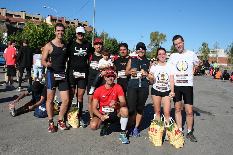 Runners C.D.T.