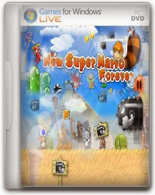 Download New Super Mario Forever (PC)