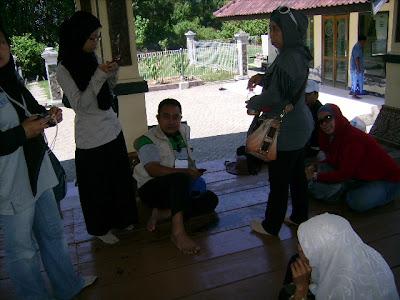kunjungan pkh ke desa Ketingan 5