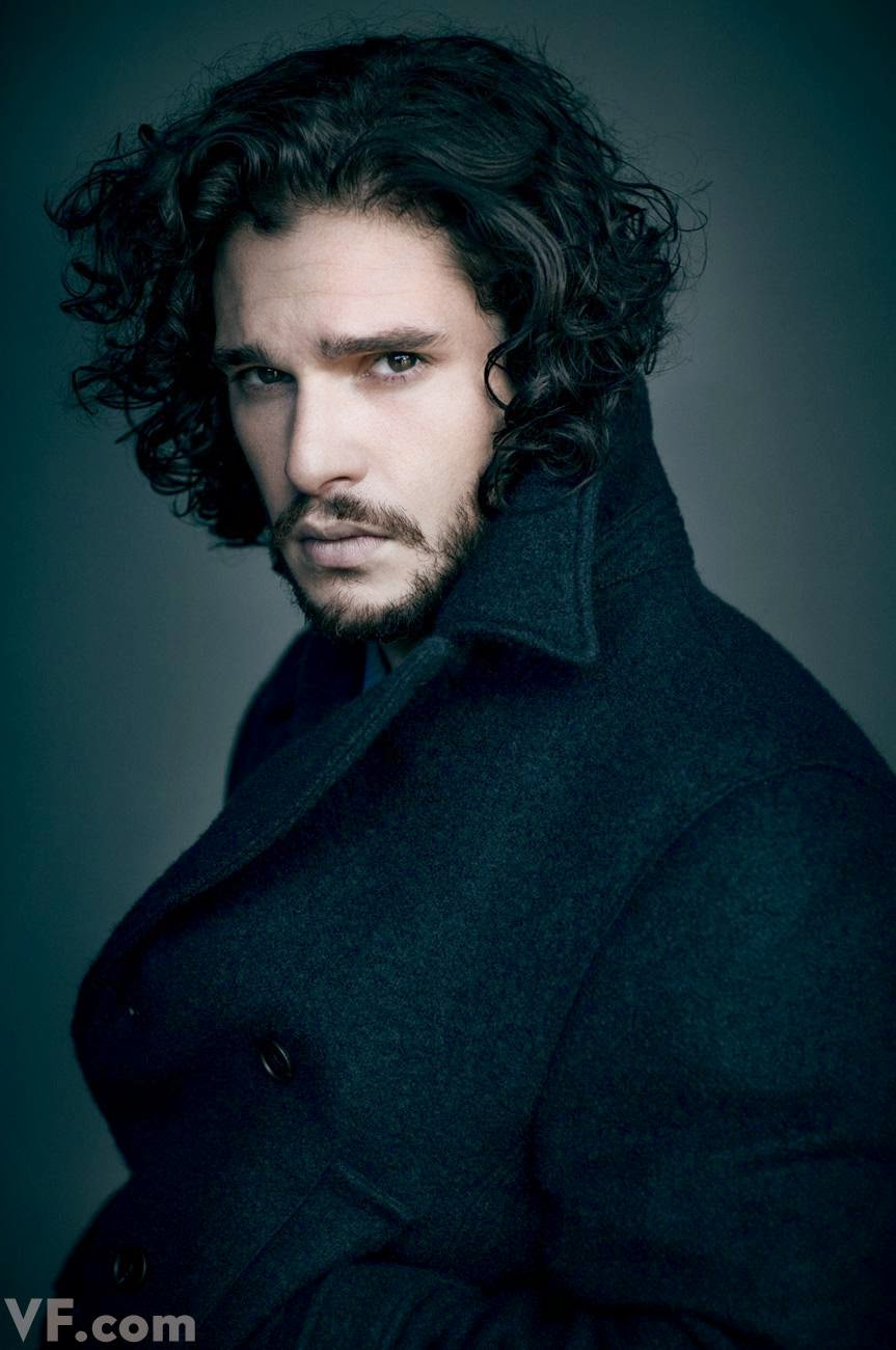 Kit Harington coat