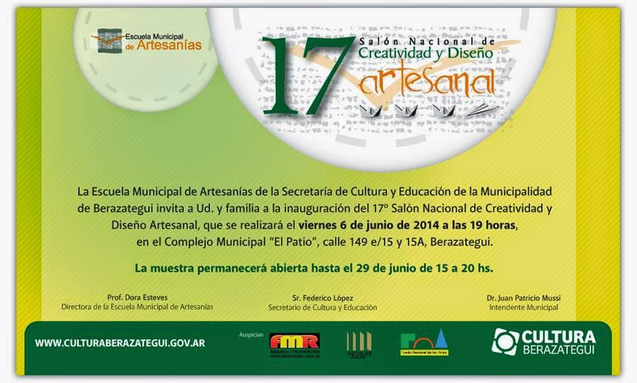 1er. Premio de Indumentaria en Fieltro 2014 / 17° Salón Nacional de Diseño y Creatividad Artesanal