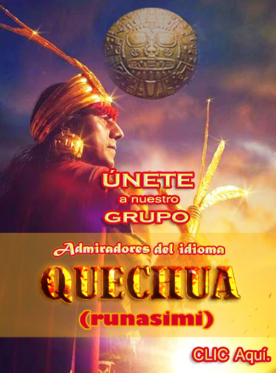 Admiradores del quechua