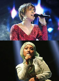 Acara Grand Final X Factor Indonesia malam sabtu (24/05/2013). Fatin